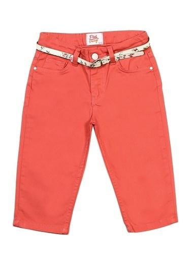 Pink&Orange Pantolon Mercan